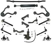New 15pc Master Steering Chassis Kit For Chevrolet Tahoe 96-00 4 Wheel Drive