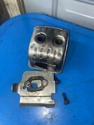 Jonsered Cs2250 S Chainsaw Muffler Assembly With Bolts Oem