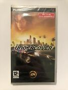 Brand New Need For Speed Undercover Sony Psp 2008 Region Free Import