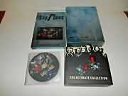 The Sopranos Complete 1-6 Season Ultimate Collection 28 Disc Set Dvd + Fast Ship