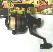 Vintage Daiwa Rg4000 Spinning Reel Made In Japan Great Condition