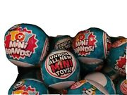 15 Surprise Toy Mini Brands Ball By Zuru -15 Pack - In Hand - Free Shipping