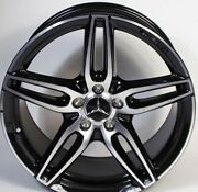 4 Jantes Neuves 18and039and039 Style Pack Sport Amg Mercedes Classe A B C Cla Gla Glc