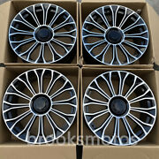 21 New Style Forged Wheels Rims Fit For Mercedes Benz W222 S450 Maybach S Class