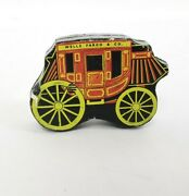 Wells Fargo And Co Antenna Topper Car Promotional Collectible Advertisement