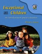 Exceptional Children An Introduction To Special Education And Onekey...