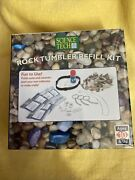 Rock Tumbler Refill Stones Kit By Science Tech To Use Sealed Nib Crafts