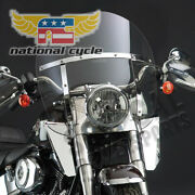 National Cycle 1998 Harley Davidson Flstf Fat Boy H/d Switchblade Chopped Clear