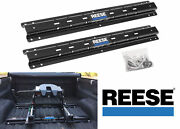 Reese 30153 Fifth Wheel Trailer Hitch Mounting Rails Only 10 Bolt 48 Width New