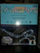 Gemmy Orchestra Of Lights Holiday Light Show Music Box With Speaker