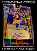 Todd Gurley 2015 Panini Private Signings Refractor Rookie Stamped 1/1 Super Rare