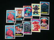 Garbage Pail Kids 1987 8th Series Extended Variation Set + 136 Cards Vg Os8
