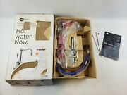 Insinkerator F-gn2200c Antique Instant Hot Water Dispenser - Faucet Only Chrome