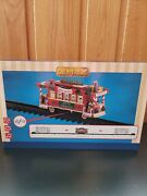 Lemax Christmas Village Jolly Trolley Sights And Sounds New 2020 04738