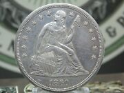 1860 O Seated Liberty Silver Dollar 1 1 East Coast Coin And Collectables Inc.