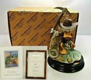 Disney Joseph Armani Scrooge Figure Certificate Available Japan First Shipping