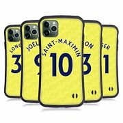 Newcastle United Fc 2020/21 Players Away Kit Group 1 Hybrid Case Apple Iphones