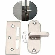 2019 New 304 Stainless Steel Barn Sliding Door Lock And Latch Bolt Cam Home