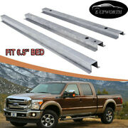 For Ford F-series Pickup Bed Floor Support Crossmember Rail 6.5'' Bed Brace Rail