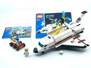 Lego City Space Shuttle 3367 + Space Moon Buggy 3365, Complete With Manuals