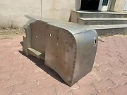 Nos Land Rover Series 2 And 2a Inner Wing Left Side