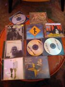 Lot Of 11 Vintage Rock Cd's Smashing Pumpkins Ufo Everclear No Doubt Eagles Used