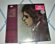 Bob Dylan 1976 Blood On The Tracks Lp Sealed W Idiot Wind Song Sticker Vg++