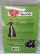 I Love Lucy Authorized Paper Dolls Accessories And Dresses Never Used Ex. Cond