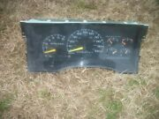 1998 Suburban Speedometer,tach And Gages