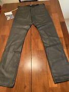 Prps Goods And Co. Pp Sample Slim Fit Mid Rise Mens 32w E78p63p Grey/black