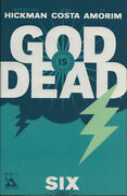God Is Dead 6 Comic 2014 - Avatar Comics By Hickman Of East Of West And Avengers