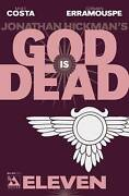 God Is Dead 11 Comic 2014 - Avatar Comics By Hickman Of East Of West And Avengers