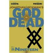 God Is Dead 19 Comic 2014 - Avatar Comics By Hickman Of East Of West And Avengers