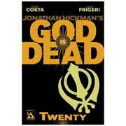 God Is Dead 20 Comic 2014 - Avatar Comics By Hickman Of East Of West And Avengers