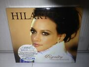 Hilary Duff - Dignity 2007 Korea Deluxe Edition Cd Dvd New Sealed Slipcase