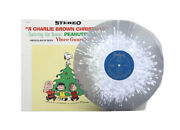 Charlie Brown Christmas Snowball Colored Exclusive Vinyl Ships Immediately
