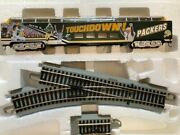 Hawthorne Green Bay Packers Train Dome Car Favre Touchdown Ho Scale