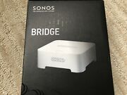 Sonos Bridge With Original Cable Packaging And Documentation