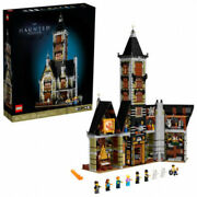 Lego Creator Expert 10273 Hard To Find Haunted House Building Kit 2021 New