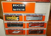 1989 Lionel O-gauge 6-11710 Cp Rail Freight Set Limited Edition - New In Box