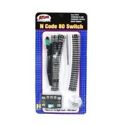 Atlas 2701 N-scale Code-80 Standard Right Remote Switch/turnout