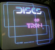 Discs Of Tron - Midway Arcade - Main Logic Pcb Set - Restored Working 100