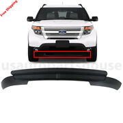 Capa Textured Front Lower Valance Panel Fits 2011-2015 Ford Explorer Fo1095239