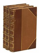 Poems Of Ossian Translated By James Macpherson Esq / 1805 Later Edition