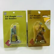 Liland039 People For Scenics Aristo Craft Trains New Old Stock 1 Gauge Polkand039s Model