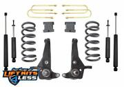Maxtrac Suspension K883063a-6 6 Lift Kit W/shocks For 98-2000 Ford Ranger