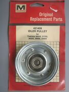 Nos Murray Idler Pulley For Tractors 36508 31702 36200 39009 421409 Qty 1