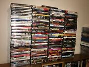 Huge Lot Of 165 Dvds Action Drama Comedy Thrillers] New And Sealed + I Ship Faster