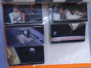 Lot Of Rare Star Wars Inserts Promo Cards Lenticular 3d Widevision Cards And More