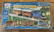New Lionel Thomas And Friends Starter Set O-gauge Electric Train Set Please Read
